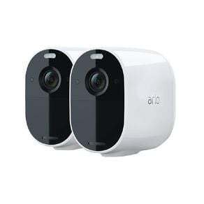 Arlo Essential - Wire Free Security - 2 Camera System (1080P)