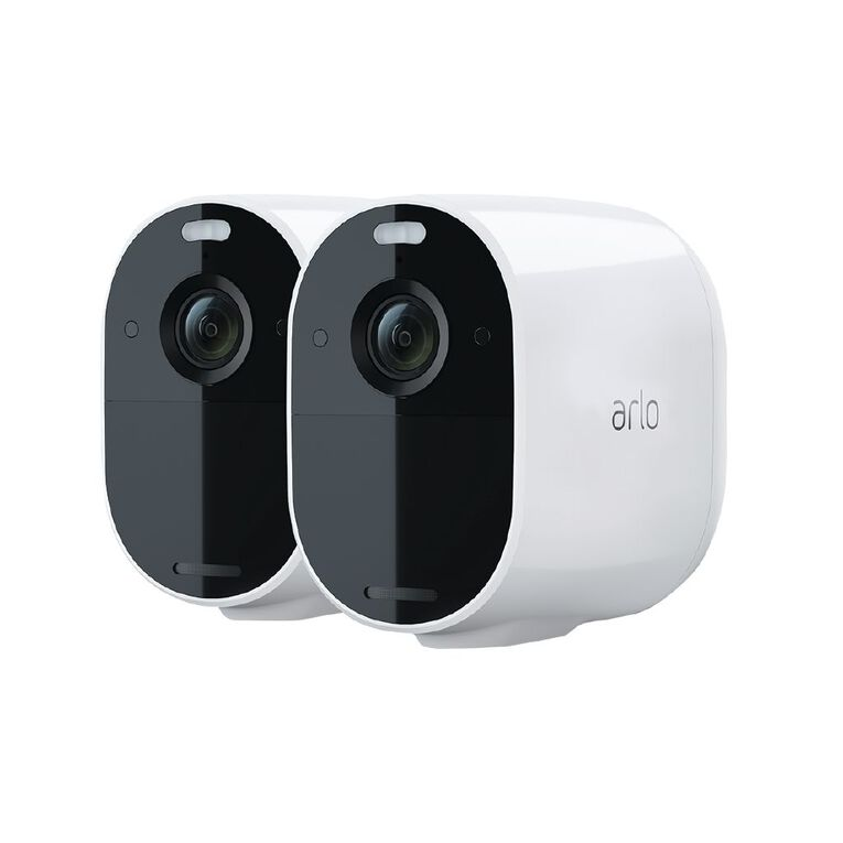 Arlo Essential - Wire Free Security - 2 Camera System (1080P), , hi-res