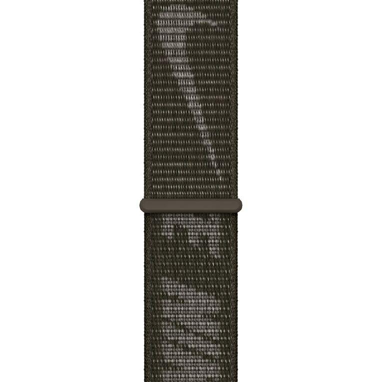 Apple 41mm Cargo Khaki Nike Sport Loop - Regular, , hi-res
