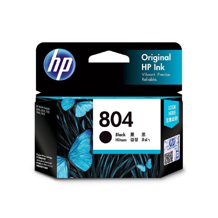 HP 804 INK - BLACK, , hi-res