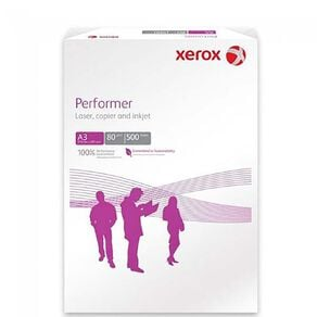 Fuji Xerox Performer 80gsm Copy Paper - A3