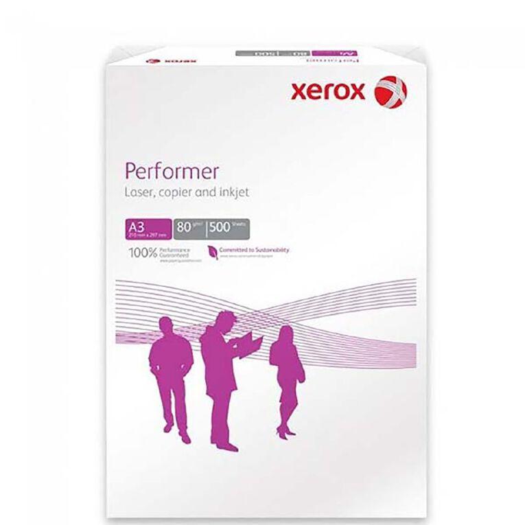 Fuji Xerox Performer 80gsm Copy Paper - A3, , hi-res