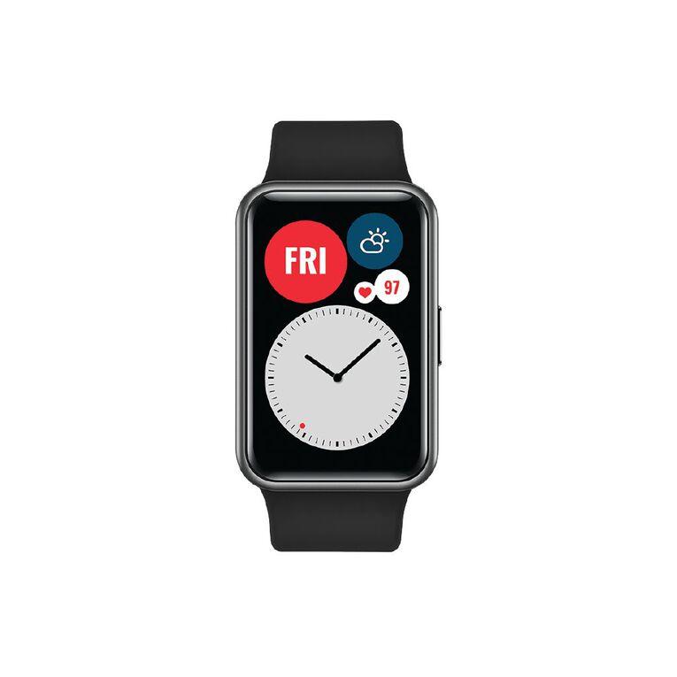 Huawei Watch Fit - Graphite Black, , hi-res