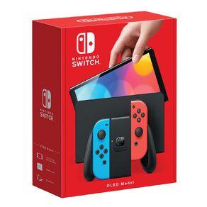 Nintendo Switch OLED Model - Neon