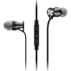 Sennheiser Momentum 2.0 In-Ear Headphones for Apple - Black