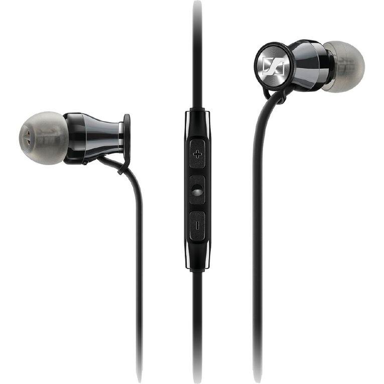 Sennheiser Momentum 2.0 In-Ear Headphones for Apple - Black, , hi-res