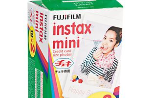 Fujifilm Instax Film Mini 20 Pack