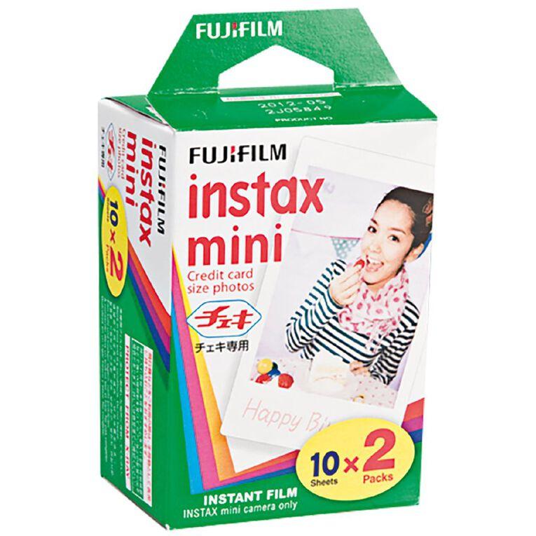 Fujifilm Instax Film Mini 20 Pack, , hi-res