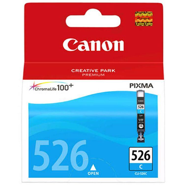 Canon CLI526C Ink - Cyan, , hi-res