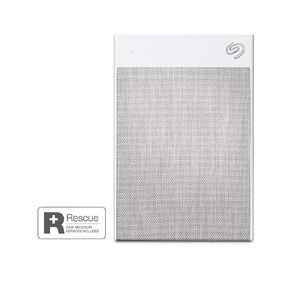 Seagate 2TB Ultra Touch - White