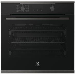 Electrolux 60cm Dark Multifunction Pyrolytic Oven