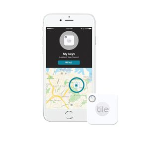 Tile Mate URB Bluetooth 4 Pack Tracker with Replaceable Battery