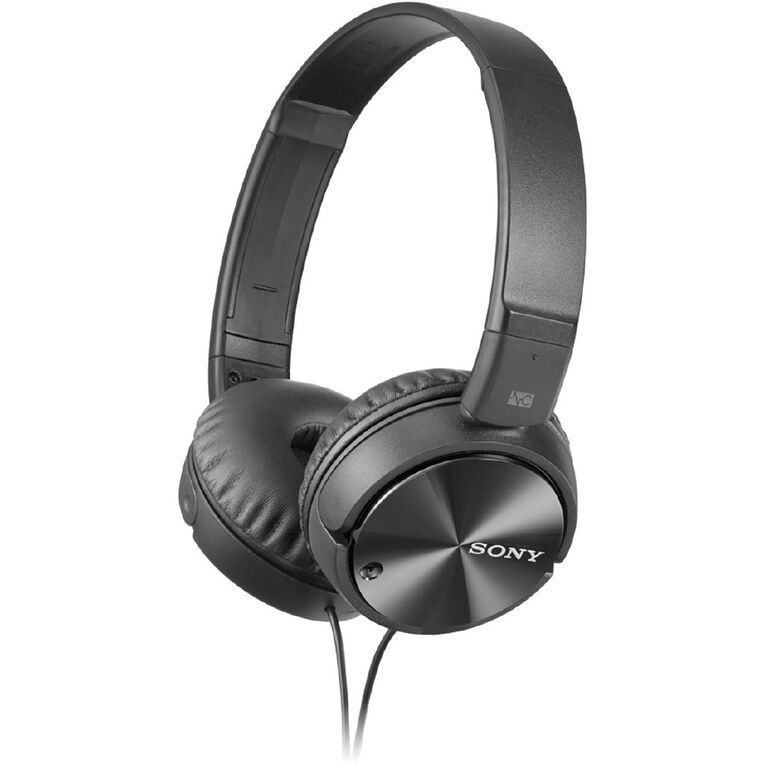 Sony MDR-ZX110NC Noise Cancelling Headphones, , hi-res