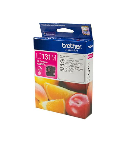 Brother LC131M Ink - Magenta