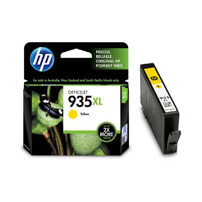 HP 934XL Ink - Yellow, , hi-res