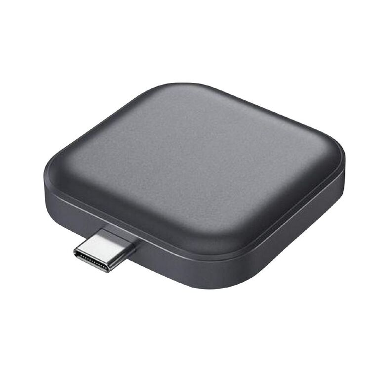 SATECHI USB-C Magnetic Dock For Apple Watch - Space Grey, , hi-res