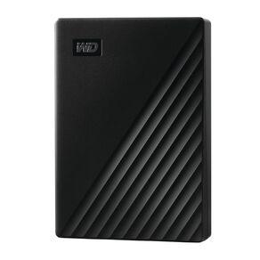 WD My Passport 5TB USB 3.0 External HDD - Black