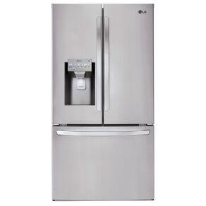 LG 683 Litre French Door Fridge Freezer