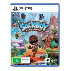 PlayStation 5 Sackboy A Big Adventure