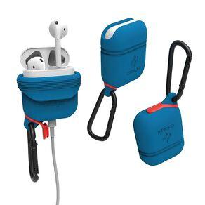 CATALYST Waterproof case for AirPods (Gen1/2) (Blue/Orange)