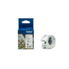 Brother CZ1002 12mm x 5m Cassette
