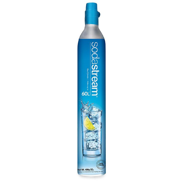 Image of Sodastream Refill Cylinder 60 Litre