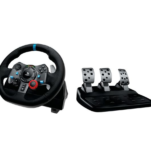 Logitech PS4 & PS3 Driving Force Racing Wheel G29