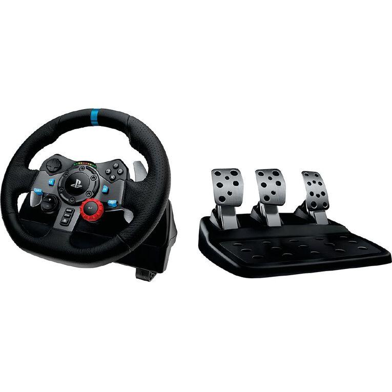 Logitech PS4 & PS3 Driving Force Racing Wheel G29, , hi-res