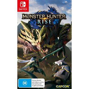 Nintendo Monster Hunter Rise
