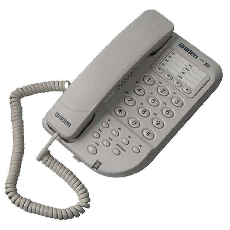 Uniden FP098 Corded Phone, , hi-res