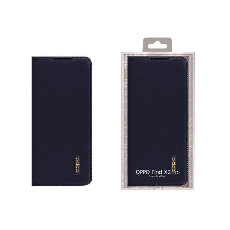 OPPO Flip Cover - Find X2 Pro, , hi-res
