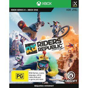 Xbox Series Riders Republic