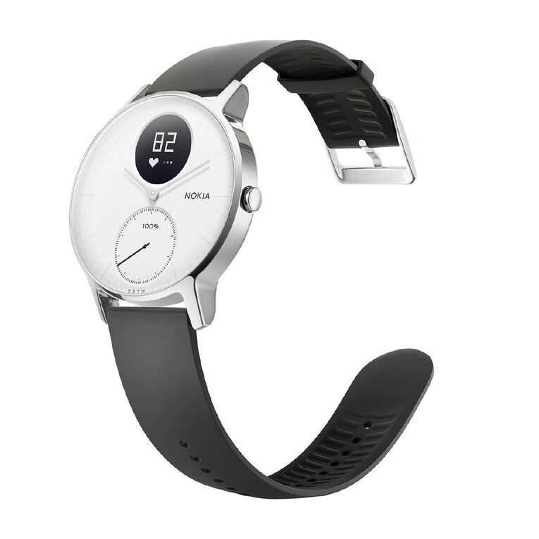 Withings HR Smart Watch 36mm White, , hi-res