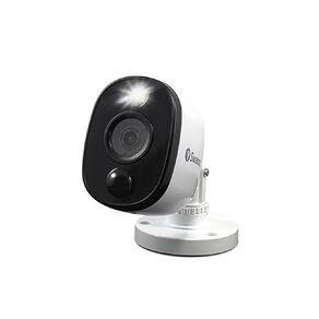 Swann 1080P True Detect White Bullet Camera Sensor Warning Light