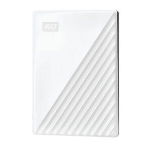 WD My Passport 1TB USB 3.0 External HDD - White