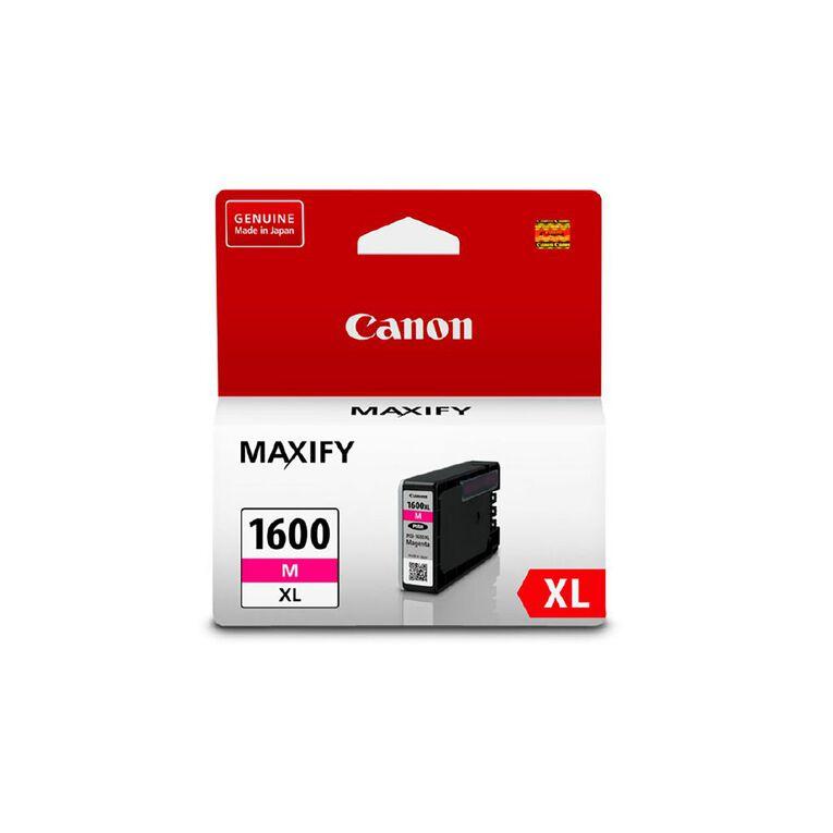 Canon PGI1600XL Ink - Magenta, , hi-res