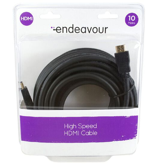 Endeavour HDMI Cable - 10m