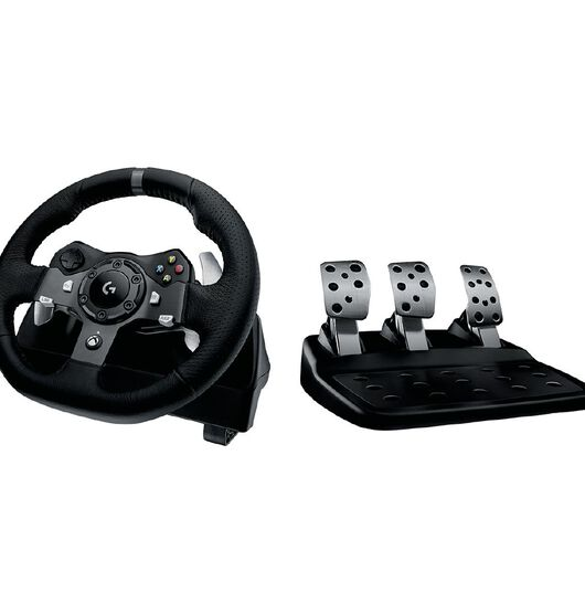 Logitech Xbox One Driving Force Racing Wheel G920