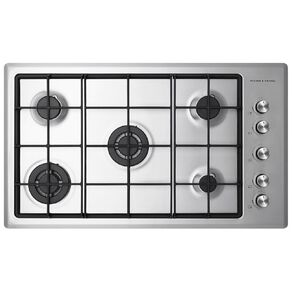 Fisher & Paykel 90cm Gas Cooktop