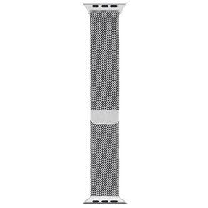 Apple Watch Series 4 40mm Silver Milanese Loop