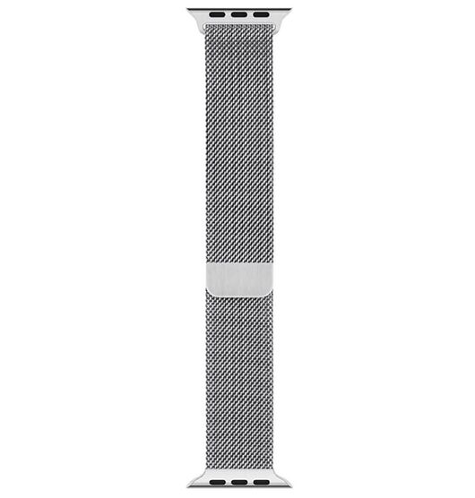 Apple Watch Series 4 40mm Silver Milanese Loop