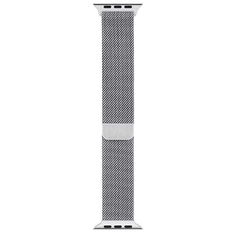 Apple Watch Series 4 40mm Silver Milanese Loop, , hi-res