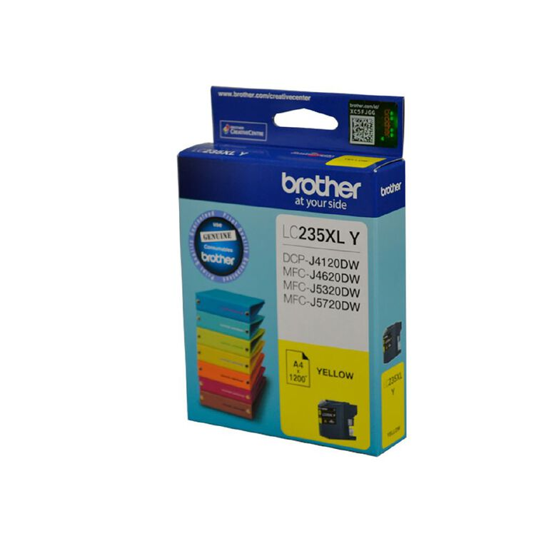 Brother LC235XL Ink - Yellow, , hi-res