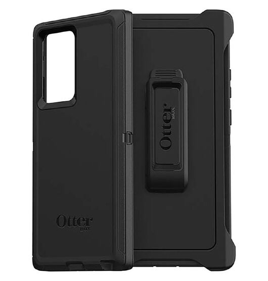 OtterBox Defender Case for Samsung Galaxy Note 20 Ultra - Black