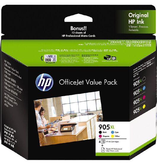 HP 905XL Value Pack