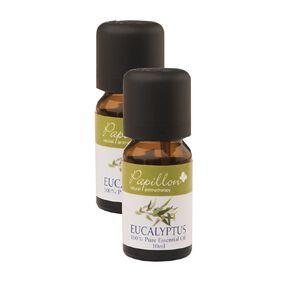 Papillon Eucalyptus 2Pack 100% Pure Essential Oil