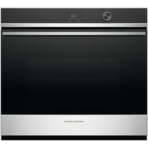 Fisher & Paykel Single 115L  Dial Pyrolytic Oven