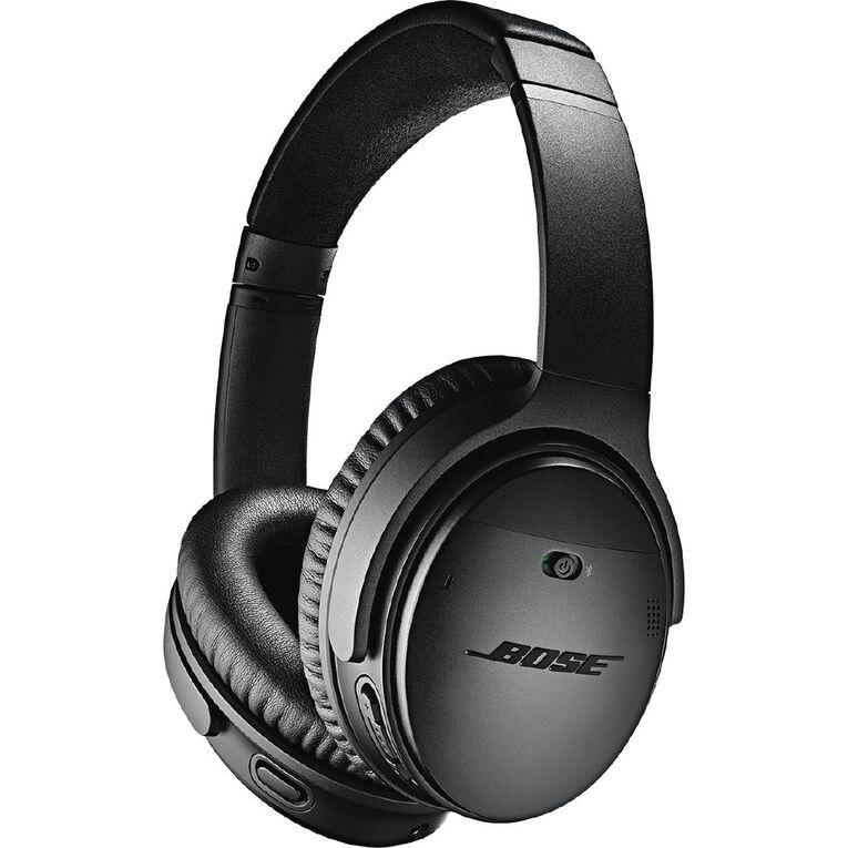 Bose QuietComfort 35 II Wireless Headphones Black, , hi-res