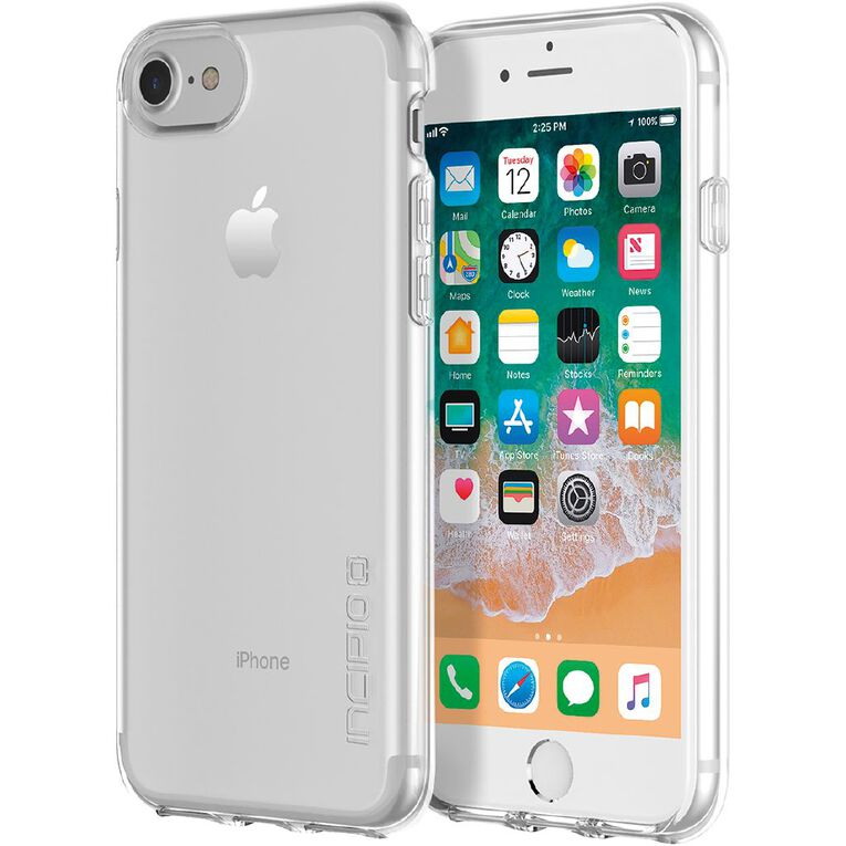Incipio NGP Pure Clear Case for iPhone SE 2020, , hi-res