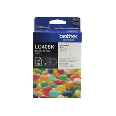 Brother LC40BK Ink - Black